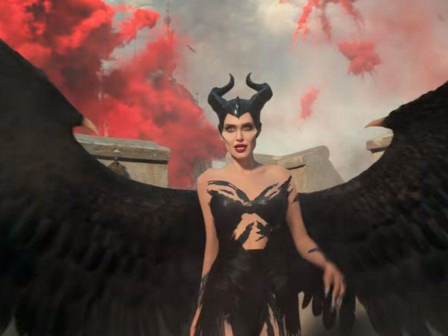 Disney estrenó el adelanto de Maléfica: dueña del mal