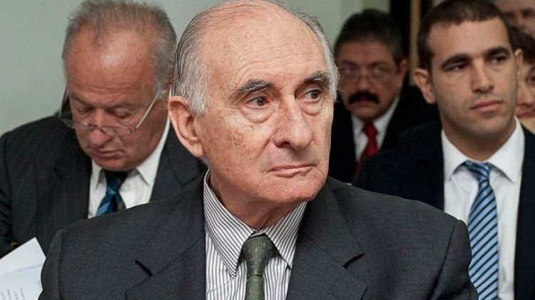 Fernando De La Rúa se encuentra muy grave
