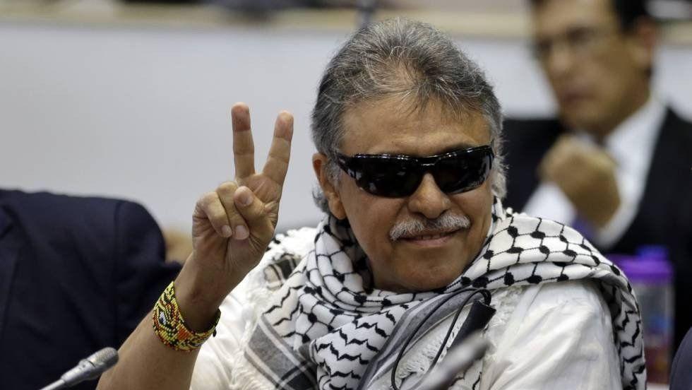 La justicia de Colombia ordena la captura del exjefe de las FARC Jesús Santrich