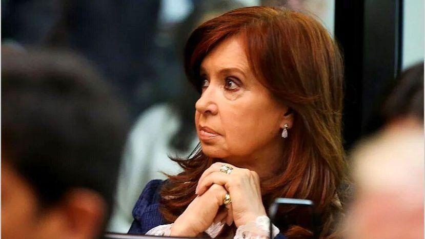 Cristina criticó a Macri y al FMI