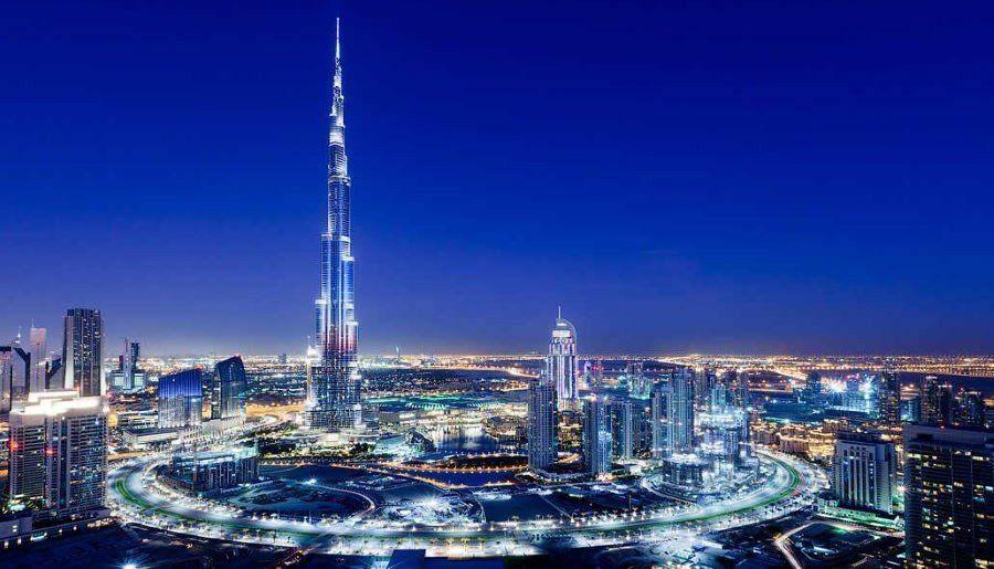 Dubai también celebró el aniversario de la independencia Argentina e impactó al mundo