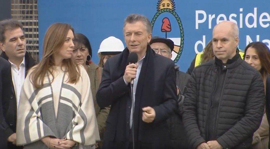 Macri, en campaña: no queremos más mentiras ni viveza criolla