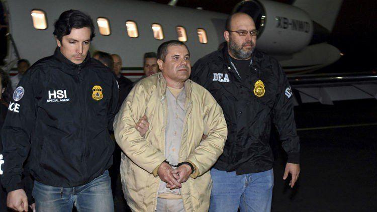 Estados Unidos pide cadena perpetua y 30 años más de cárcel para El Chapo Guzmán