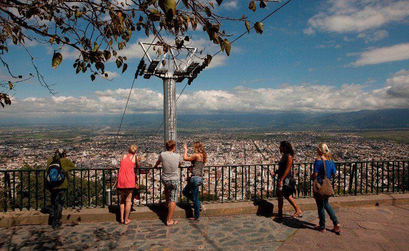 Salta: los turistas que viajaron al norte argentino ocuparon el 91% de la capacidad hotelera