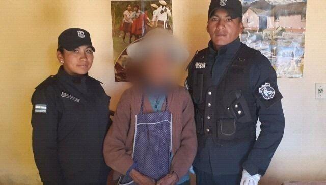 Jujuy: le robaron a su mamá y escondieron la plata en la casa
