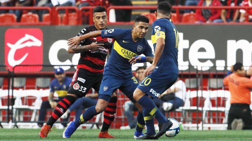 Boca perdió con Tijuana en su último amistoso