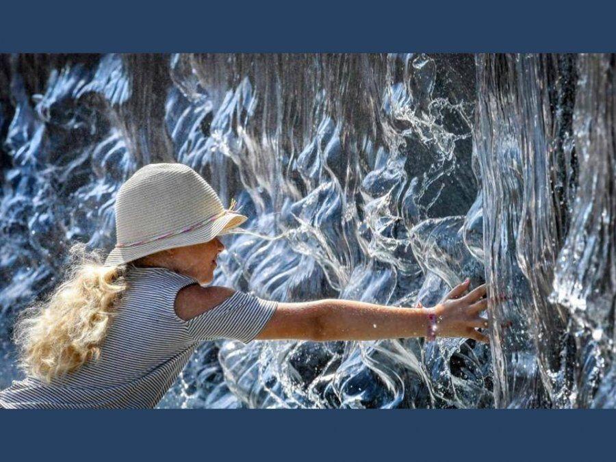 El agua: más bendita que nunca frente al calentamiento global