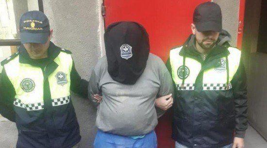 Capturan a un prófugo condenado a prisión en Catamarca