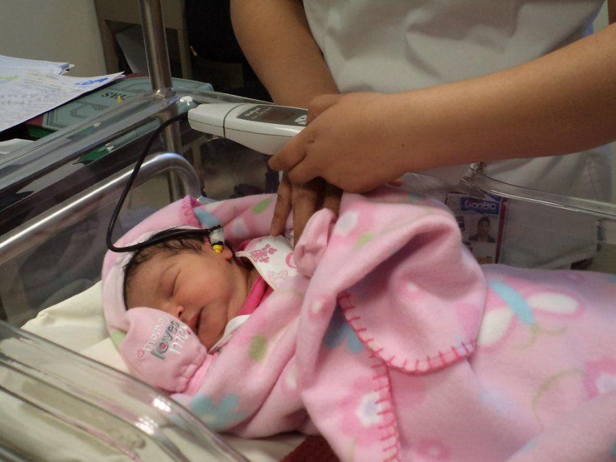 Dimensionan la importancia de la detección temprana de la hipoacusia neonatal