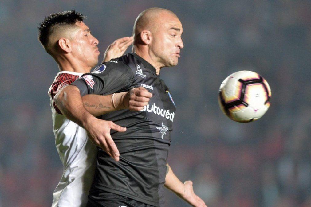 Argentinos venció a Colón en el inicio de los octavos de la Sudamericana