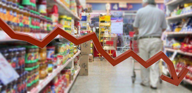 El consumo llegará a las elecciones 7% por debajo de 2015
