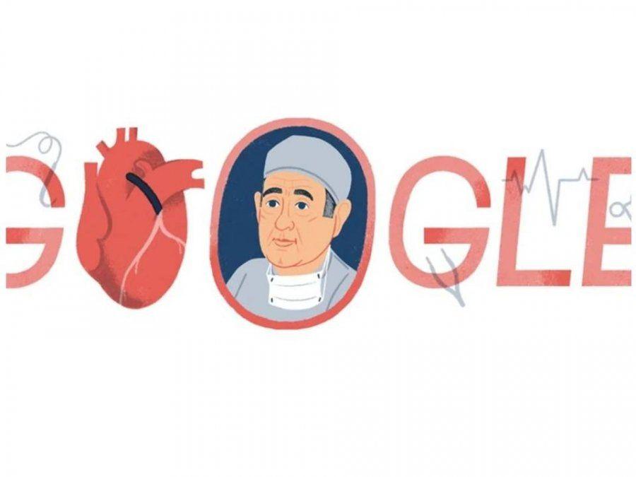 Doodle del día: Google le rinde homenaje a René Favaloro