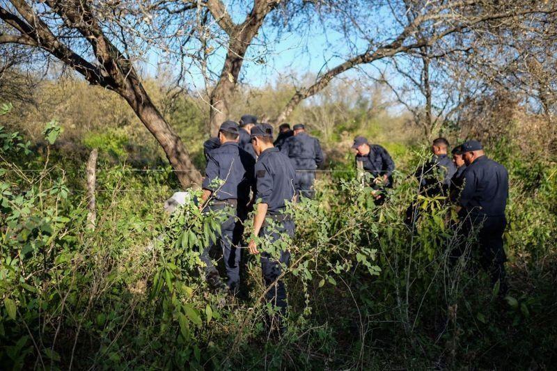 Forenses y antropólogos descifran ADN para develar si el cráneo hallado es de Malena