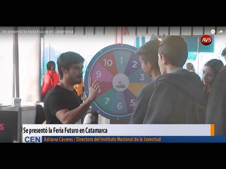 Se presentó la Feria Futuro en Catamarca