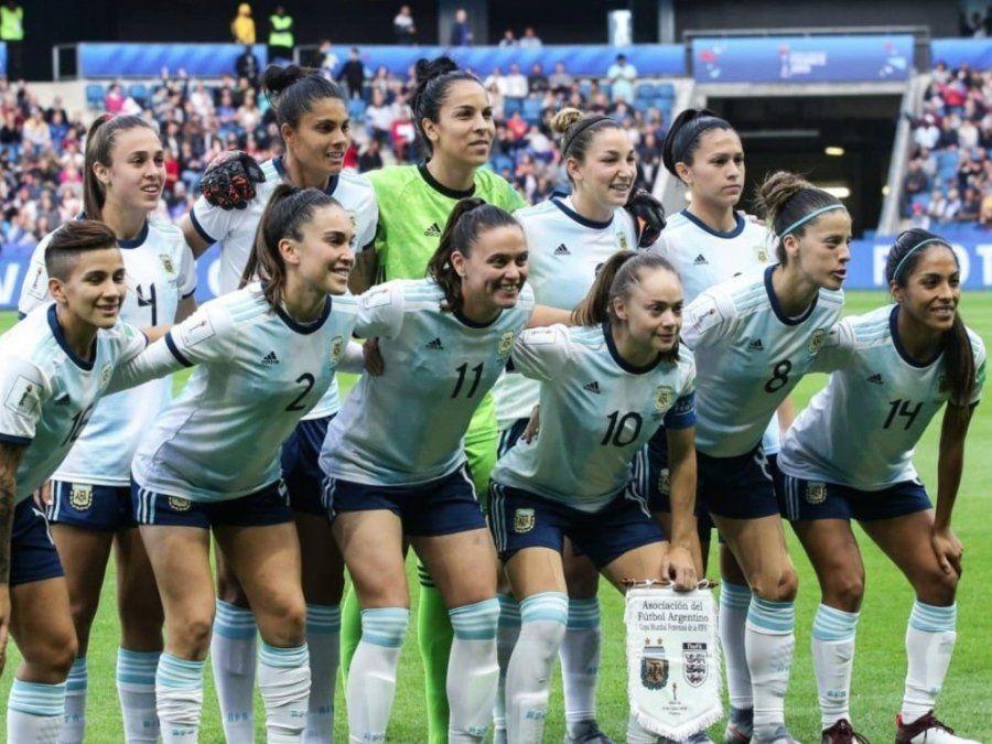 Argentina subió tres puestos en el ranking FIFA de fútbol femenino