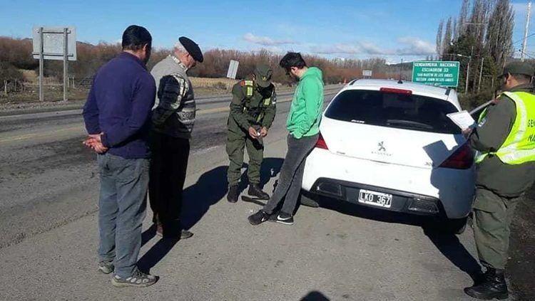 El cantante de No Te Va Gustar fue demorado por llevar drogas en su auto