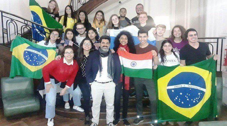 Jóvenes de tres continentes llegan a Tucumán para adquirir idioma y cultura