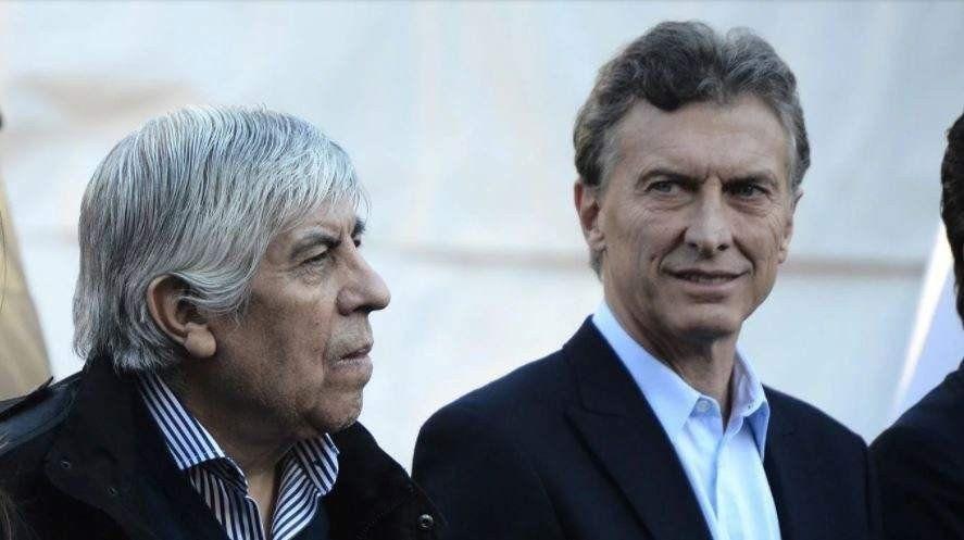 Para Moyano, Macri es un mitómano y no tiene ninguna posibilidad de ganar