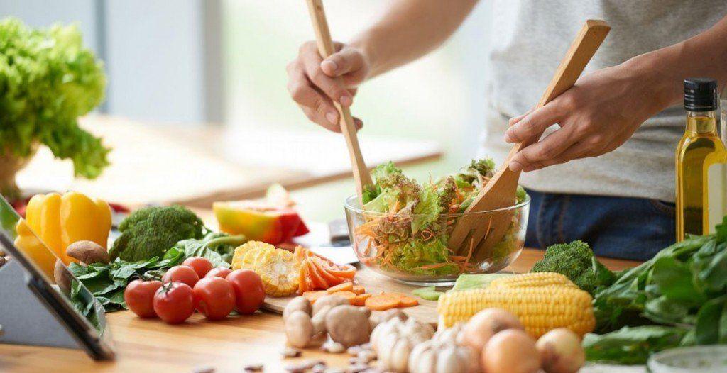 una dieta variada y equilibrada