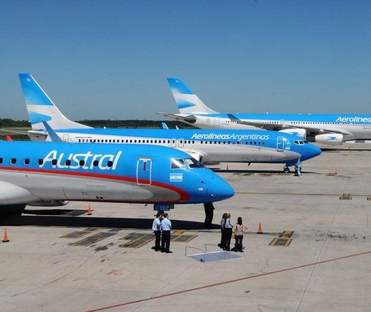 Solo 22 mujeres pilotean aviones comerciales en la Argentina
