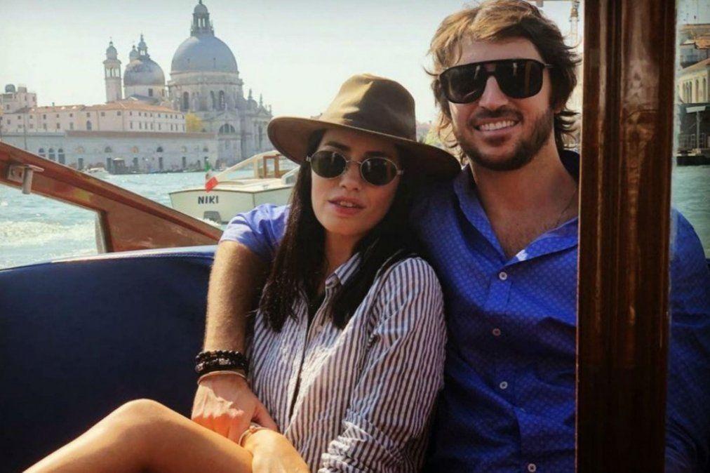 Las románticas foto de Lali Espósito con su novio
