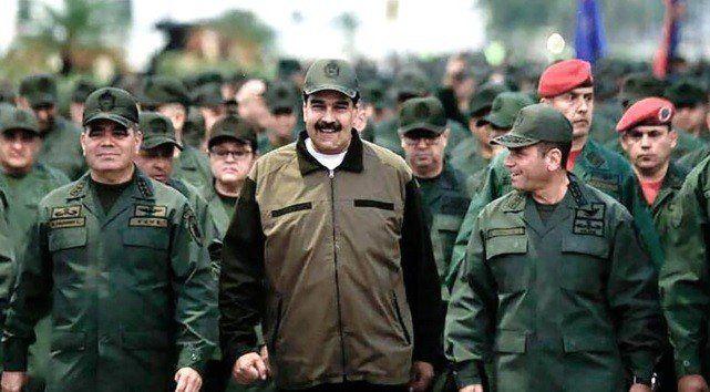 Maduro llamó a prepararse para una batalla si Trump bloquea a Venezuela