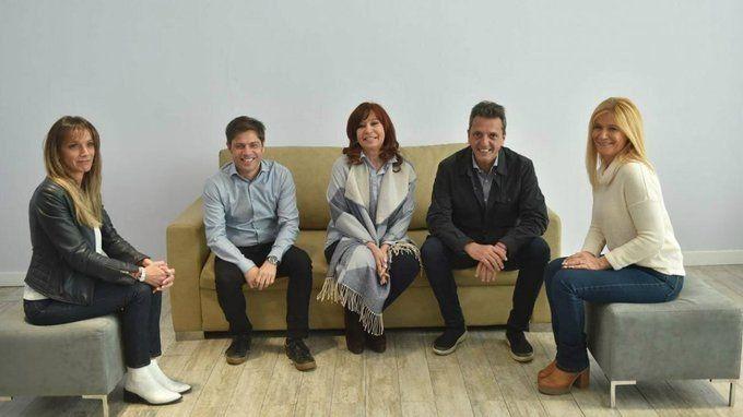 Cristina Kirchner: cuando nos peleamos, nos devoran los de afuera