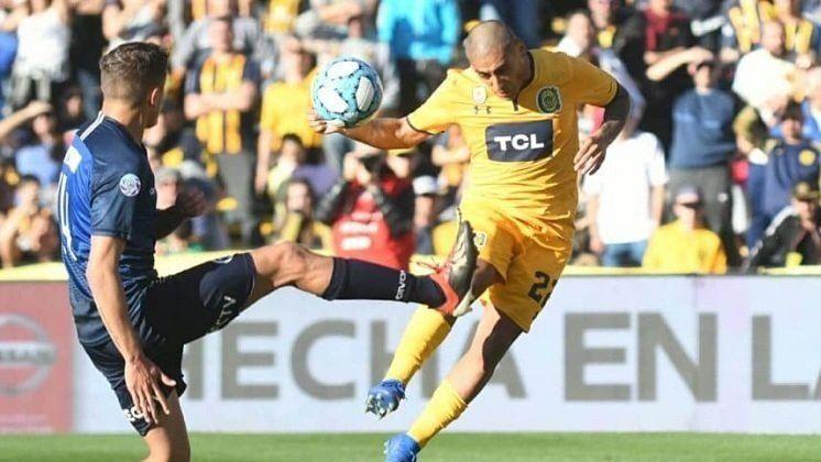 Superliga: Rosario Central derrotó por la mínima a Talleres