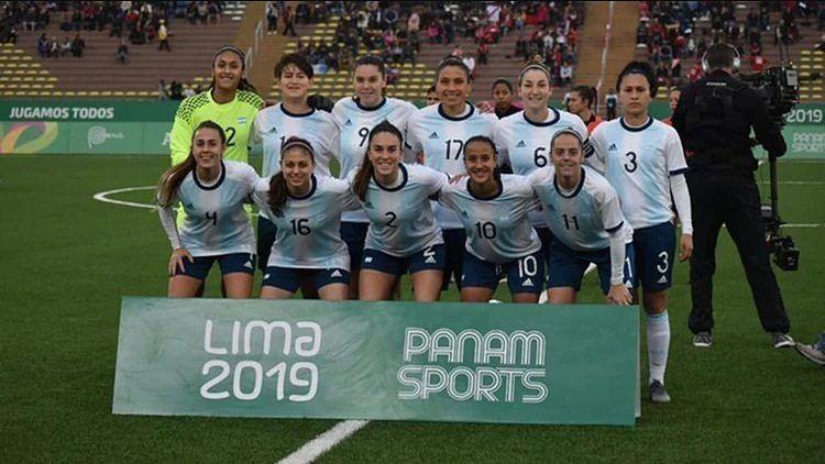 La selección femenina de fútbol empató contra Costa Rica