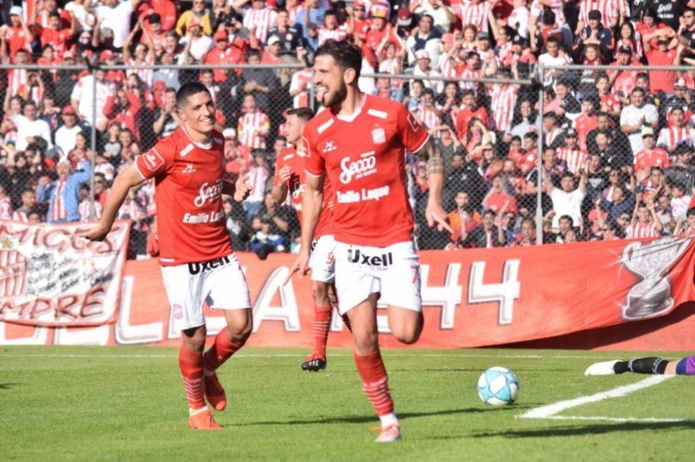 Amistoso: San Martín derrotó 2-1 a Gimnasia de Jujuy