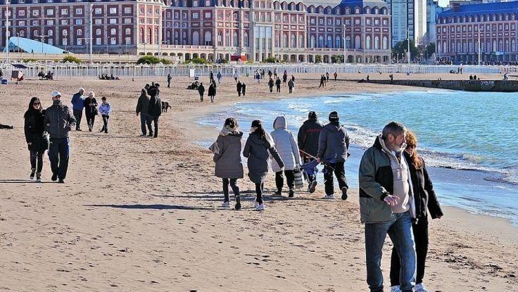 Más de cinco millones de turistas viajaron durante el receso escolar