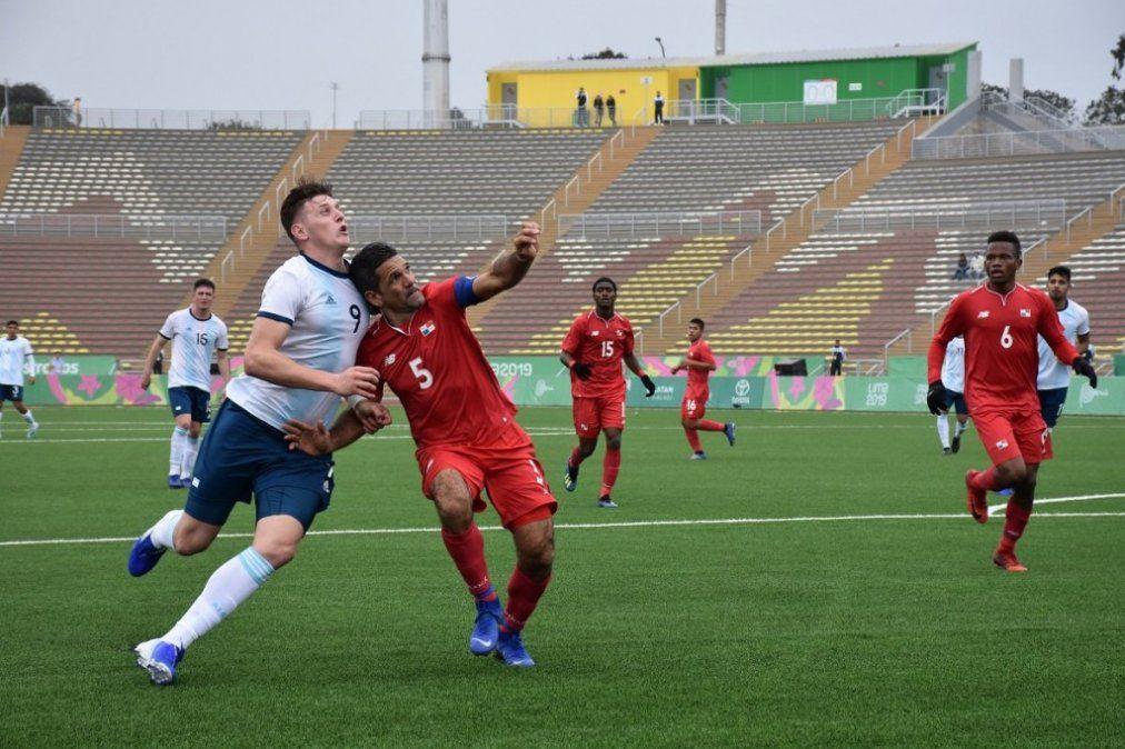 La Selección superó 3-1 a Panamá y se metió en las semifinales
