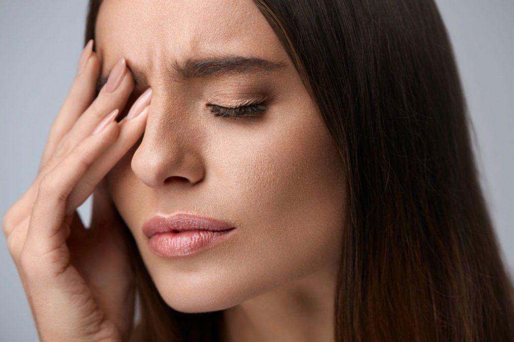 El principal culpable de los tics en los párpados es el estrés
