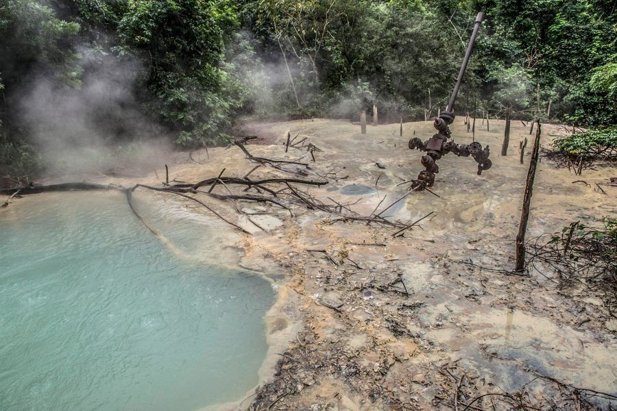 Se inició proceso de cierre del yacimiento de petróleo Caimancito