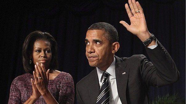 Michelle y Barack Obama estarían a un paso del divorcio