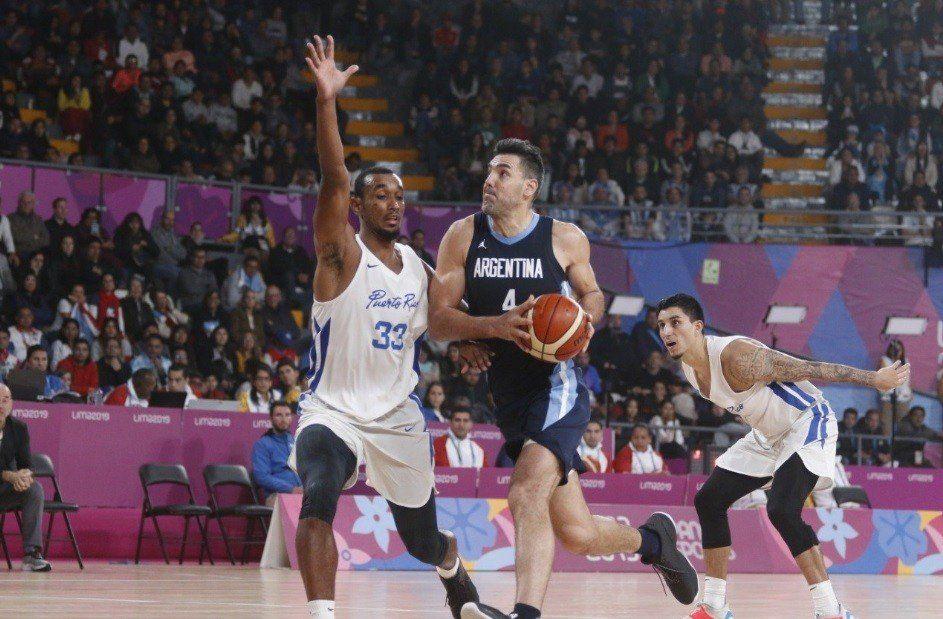 El básquet argentino volvió a la cima de la mano de Luifa
