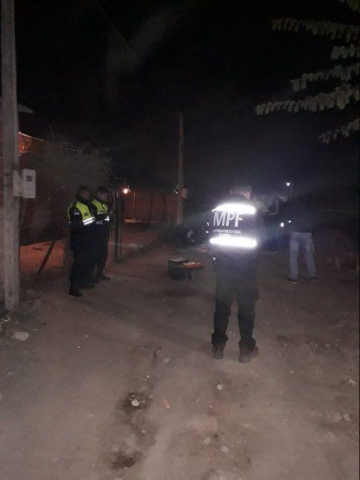 Acribillan a tiros a dos individuos en barrio El Progreso