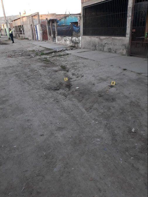Investigan un crimen ocurrido en el sur de la capital