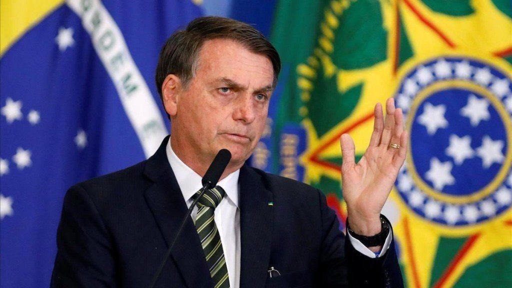 Jair Bolsonaro quiere nueva ley para matar a delincuentes como a las cucarachas