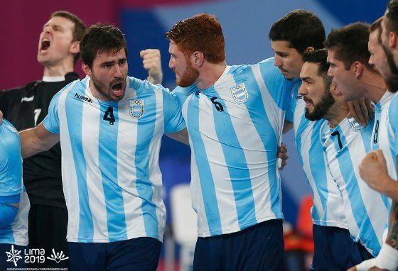 Handball: Campeones y con pasaje a Tokio 2020