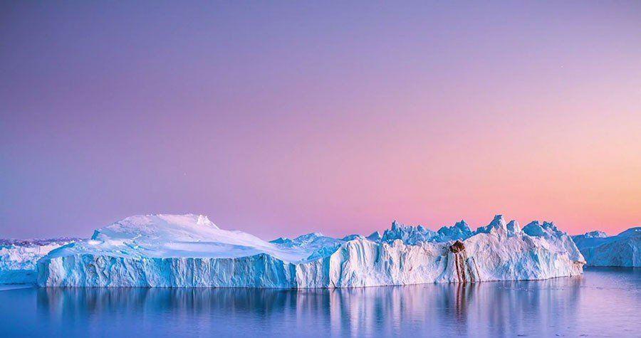 Groenlandia perdió en un día el hielo que debió conservar hasta el año 2050