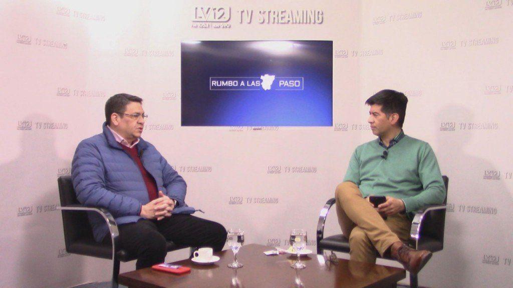 Ariel García plantea a Consenso Federal como el eje para la unidad nacional