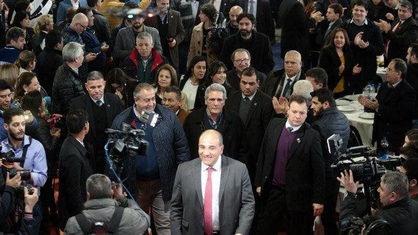 Manzur firmará cinco propuestas de gestión con Alberto Fernández