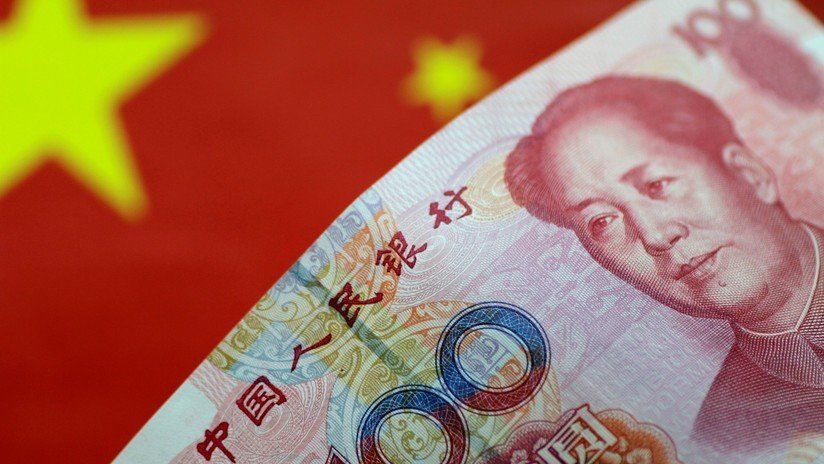 China hunde aún más su divisa frente al dólar hasta el mínimo de 11 años