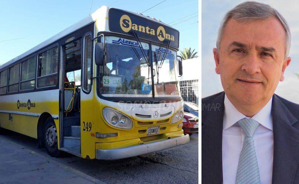 El Gobernador se reunirá el viernes con la UTA y la Cámara de Transporte