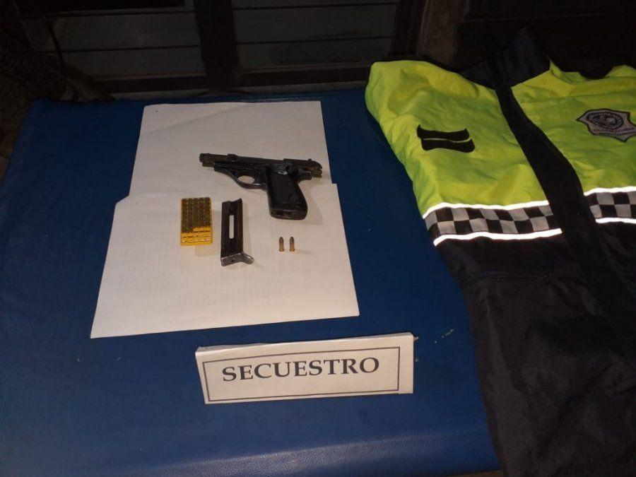 Encuentran elementos claves por el robo al geriátrico en Tafí Viejo