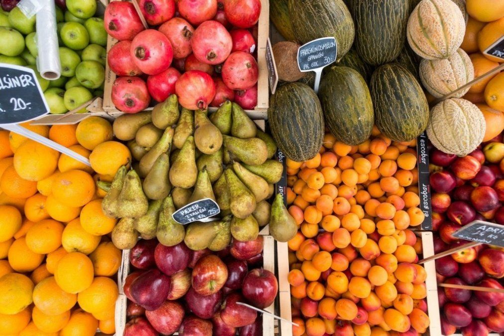 Alimentos de temporada: sabrosos, buenos para la salud y para el bolsillo