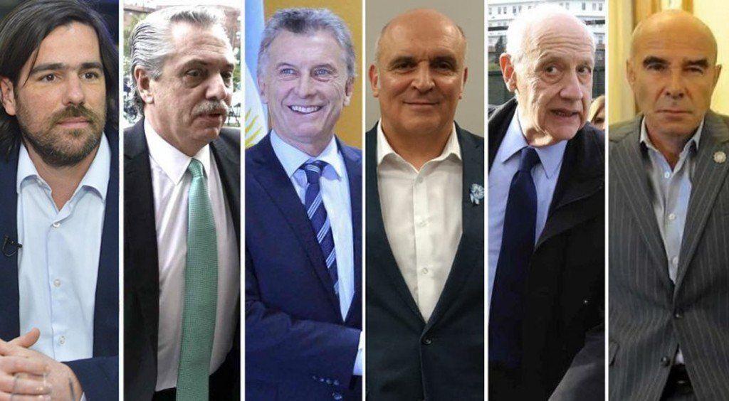 PASO: Las sedes de los cierres de campaña de cada candidato