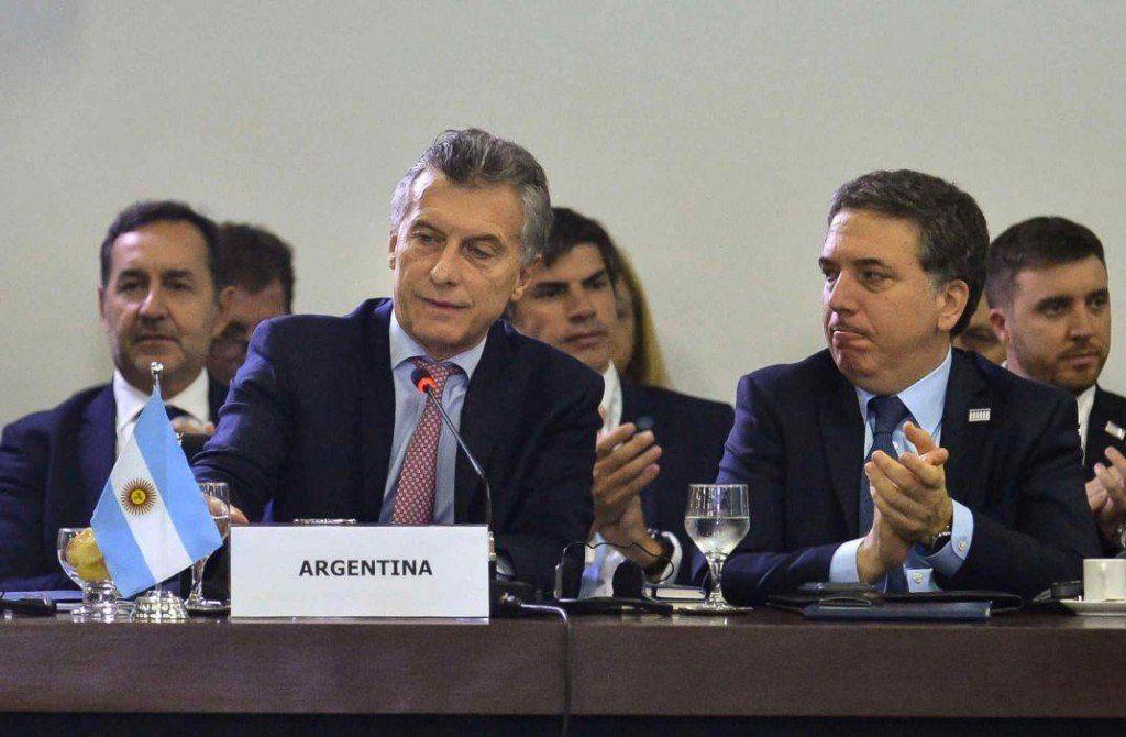 Macri dio una clara muestra de debilidad y desesperación