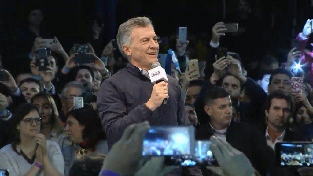 Macri en Córdoba: Tienen más responsabilidad que la de hace cuatro años